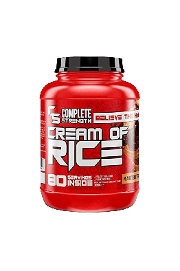 Complete Strength Cream of Rice (80serv)