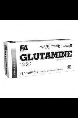 FA - Glutamine 1250 - 120 Tabs