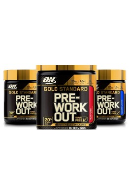 Optimum Nutrition- Gold Standard - Pre-Workout- 330gm
