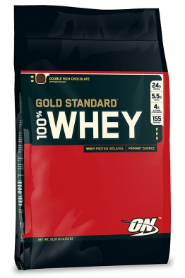 Optimum Nutrition Gold Standard 100% Whey - 10lb