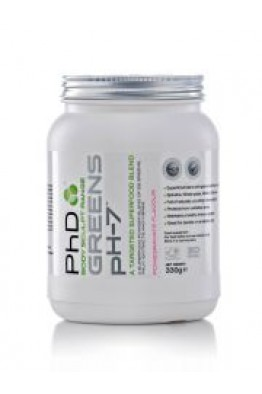PhD Nutrition - Greens pH-7 - 330g