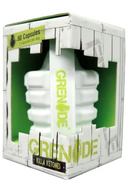 Grenade - Killa Ketones - 60 Caps