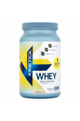 Kinetica Whey Protein - 1KG