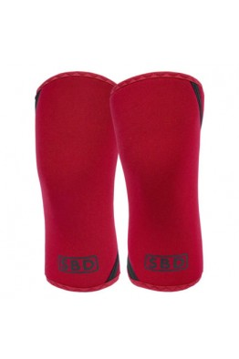SBD Knee Sleeves (Limited Edition - Red)