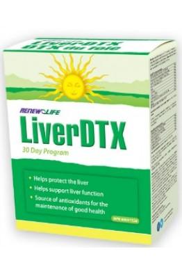 Renew Life - LiverDTX - 30 Days