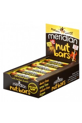 Meridian - Almond Bars - 18 x 40g