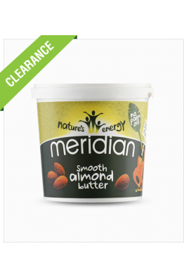 Meridian - Smooth Almond Butter - 1kg
