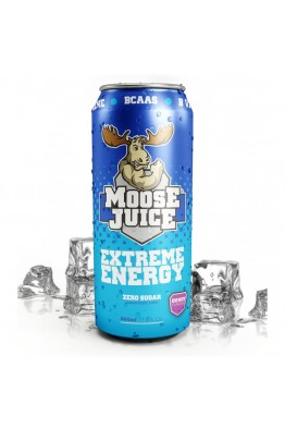 Muscle Mousse - Moose Juice 1 X 500ML