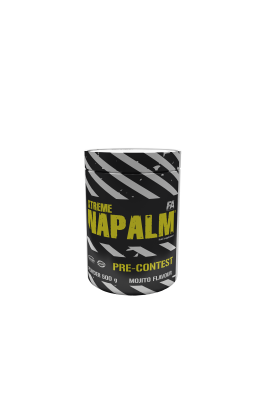 Fitness Authority - Xtreme Napalm - 500g