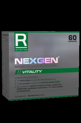 Reflex - Nexgen Sports Multivitamin - 60 Caps