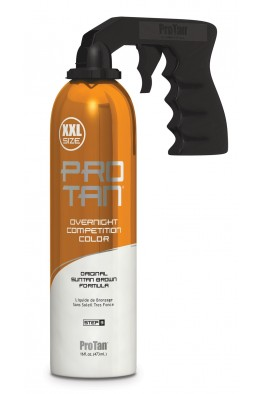 Pro Tan - Overnight  Competition Color - XXL Size - 473ml