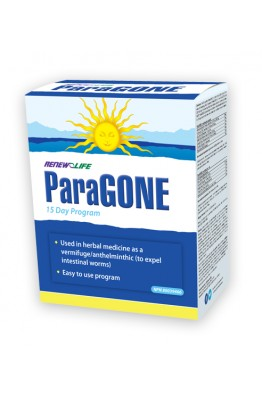 Renew Life - ParaGONE - 15 Days