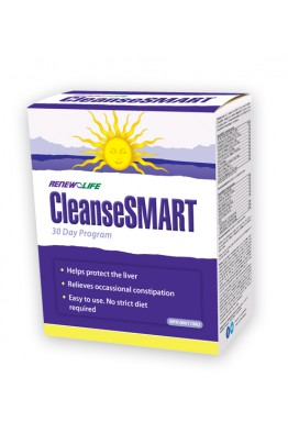 Renew Life - CleanseSMART - 30 days
