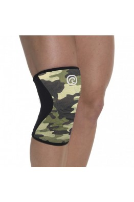 RX Line Knee Support (Single) - Camo 7751 , Weightlifting Apparel , Rehband
