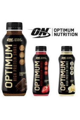 OPTIMUM NUTRITION OPTIMUM HIGH PROTEIN SHAKE 330ML (10 BOTTLES)