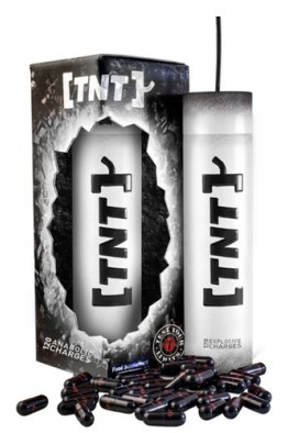 TNT - Test Your Limits - 120 Caps