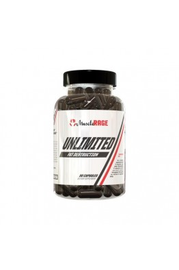 MUSCLE RAGE - UNLIMITED - 90 caps