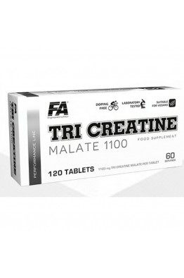 FA - Tri Creatine Malate 1100 - 120 Tabs