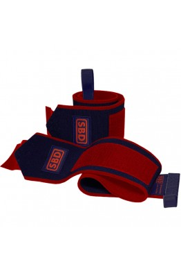SBD Flexible Wraps (Limited Edition Navy/red)
