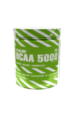 Fitness Authority - Xtreme BCAA 5000 - 400g