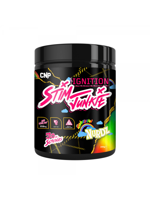 CNP Ignition Stim Junkie 240g