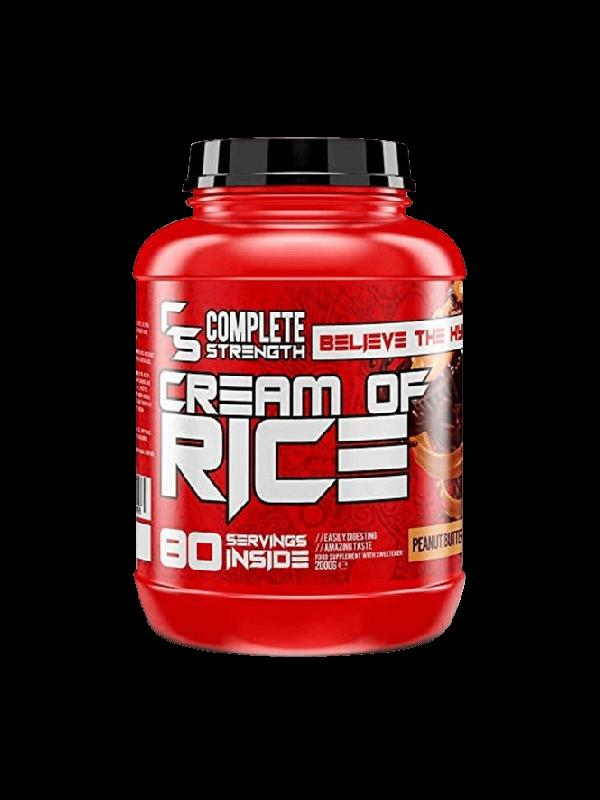 Complete Strength Cream of Rice (80serv)