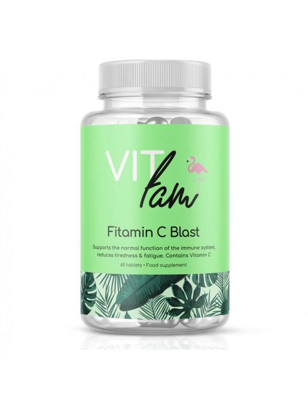VIT-Fam Fitamin C Blast 60 Tabs