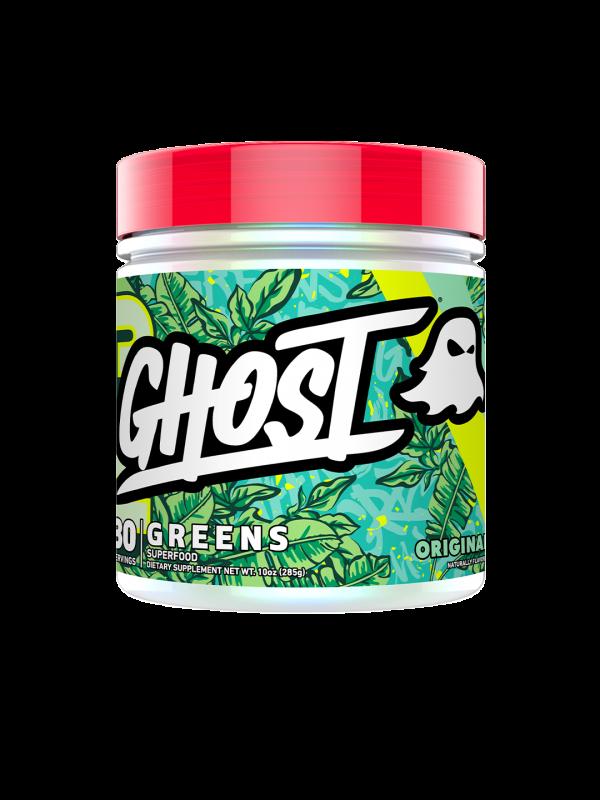 GHOST GREENS (30 Serv)