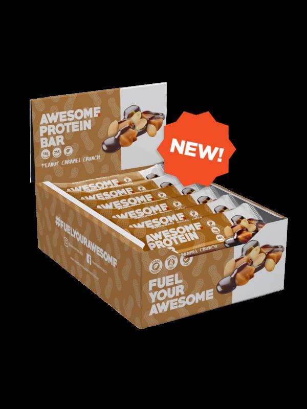 AWESOME (VEGAN) PROTEIN BAR X 12 (Full Box)