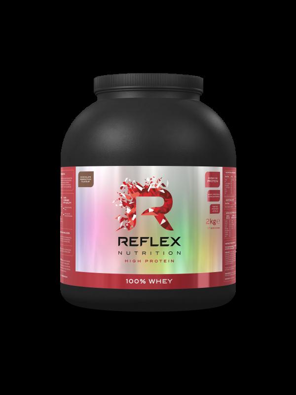 Reflex -100% Whey Salted Peanut Caramel (BBE 05/04/21) 2kg