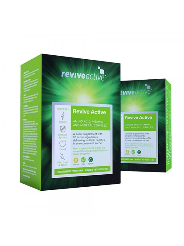 Revive Active - Health Food Supplement - 30 day pack