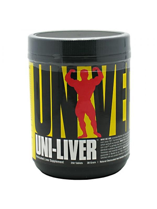 Universal Uni-Liver 500 Tablets