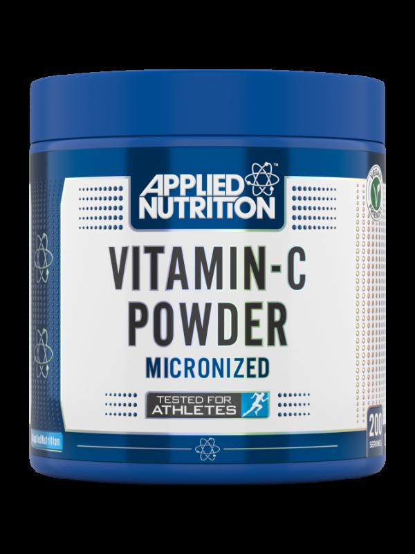 Applied Nutrition Vitamin-C Powder (200 servings)