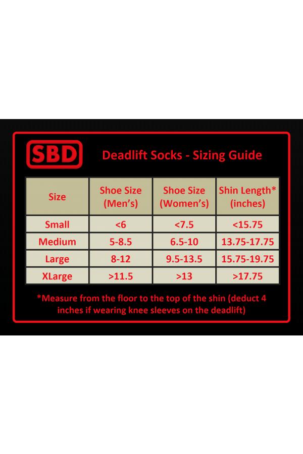 9ac4a7faaa SBD Deadlift Socks Winter 2018 Limited Edition Performance Nutrition ...
